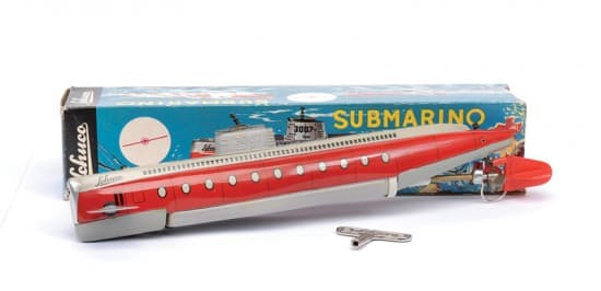submarine large