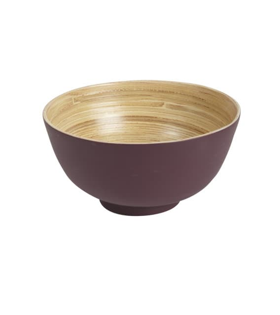 Carg - Medium Lacquered Bamboo Bowl_ _6 - Cargo