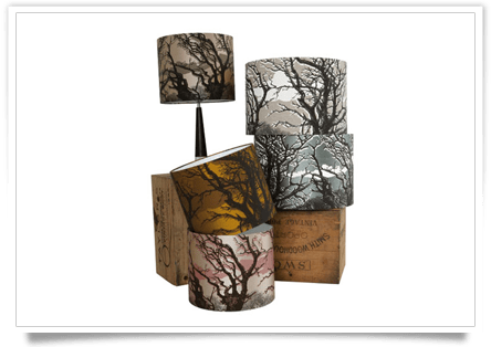 tree lampshades