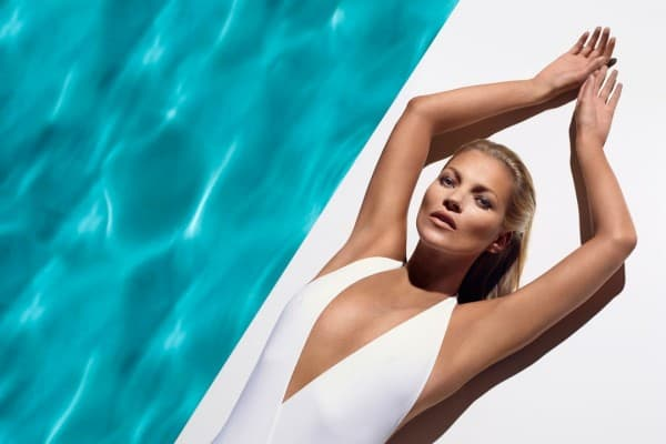 Kate Moss st tropez glam