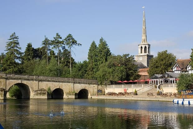 The gorgeous Wallingford