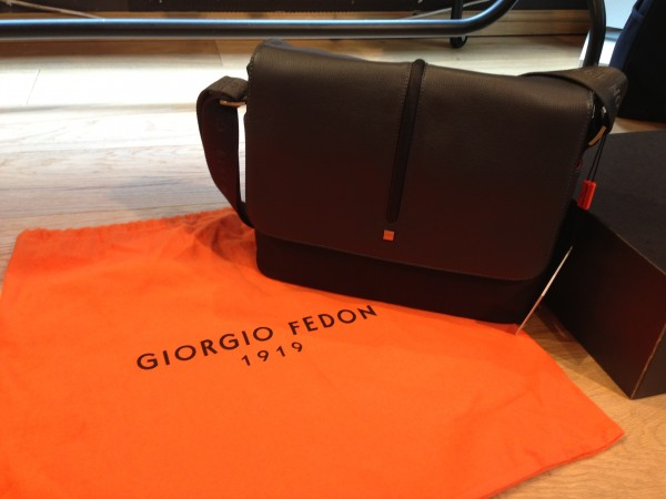 Giriog leather XX bag, £xx