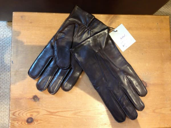 Gant leather gloves, XX