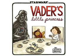 darth vader's little princess cover