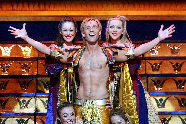 joseph with h from steps