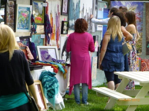 oxford art fair