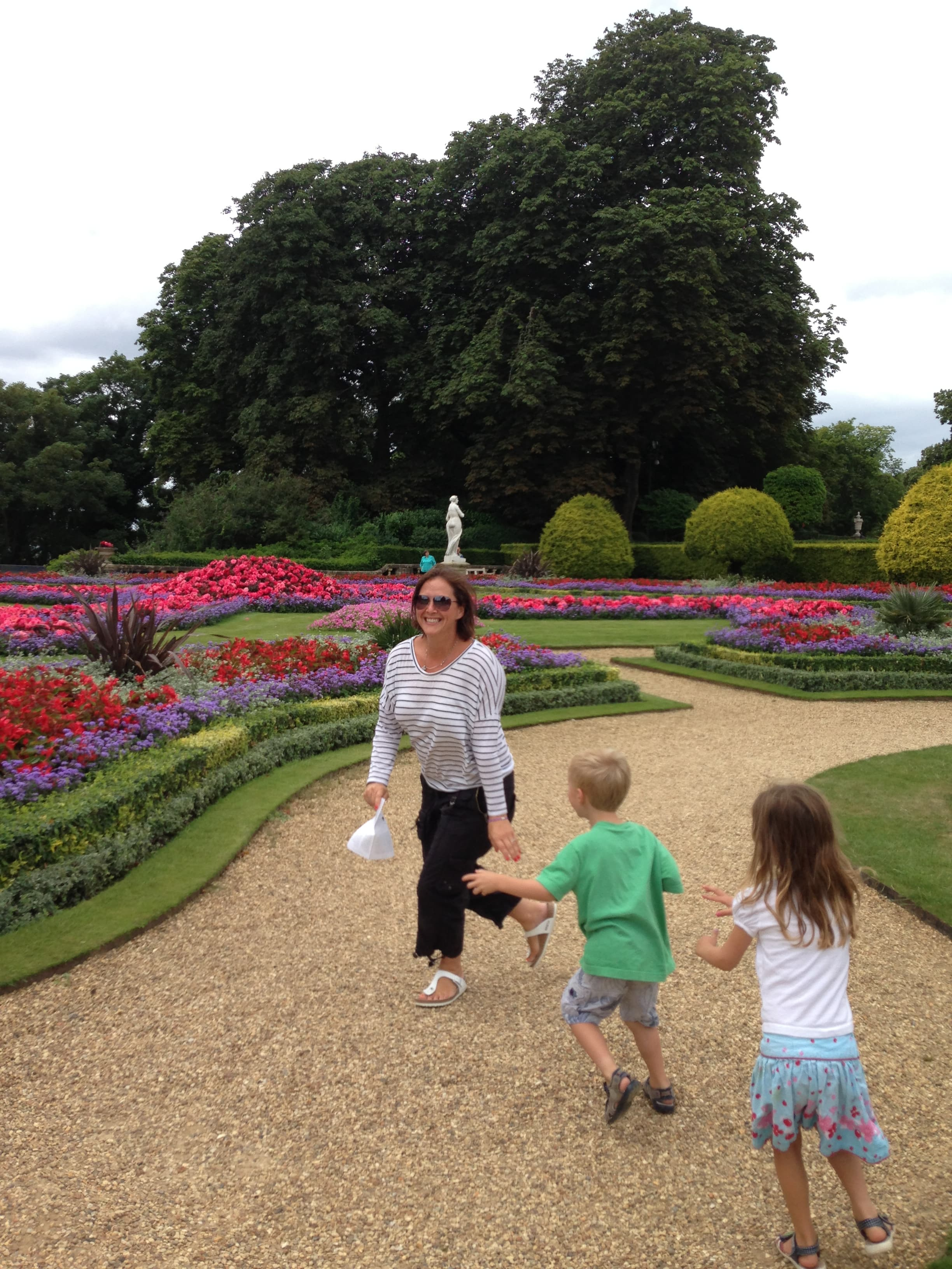 Waddesdon with kids August 2013 026